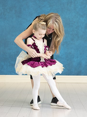 dance classes in Elkhart